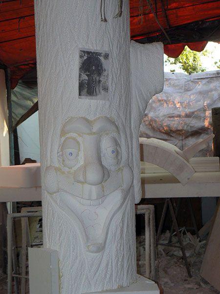 3D фигури от стиропор